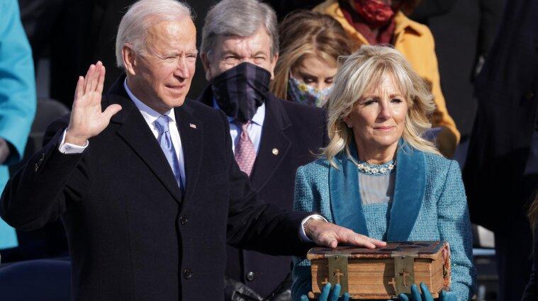 Джо Байден офіційно став 46-м президентом США