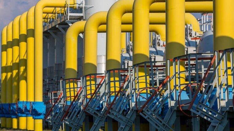 В Украине начался импорт газа для закачки в подземные хранилища