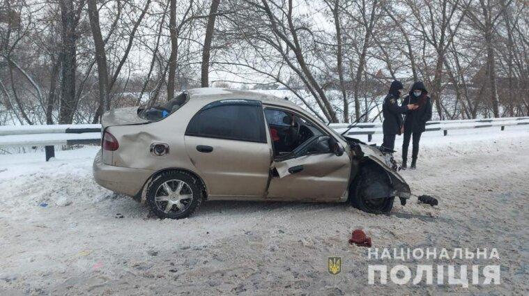 В ДТП на Харьковщине погибли две женщины, еще одна беременная - в больнице