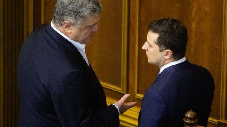 Адвокаты Порошенко подали в суд на президента Зеленского
