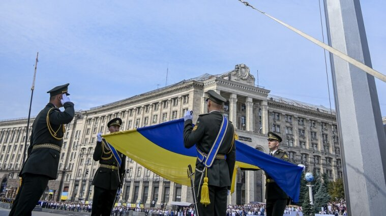 Україна святкує День Незалежності: у центрі Києва стартує марш захисників України - наживо