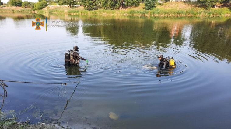 У Харкові водолази знайшли тіло 12-річного хлопчика