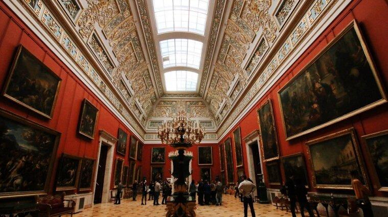 Ермітаж продає на аукціоні цифрові копії картин да Вінчі і Ван Гога