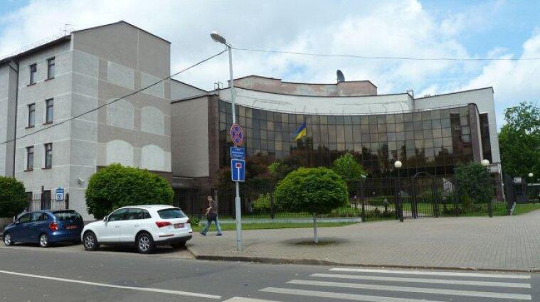 Посольство України в Білорусі зупинило приймання українців