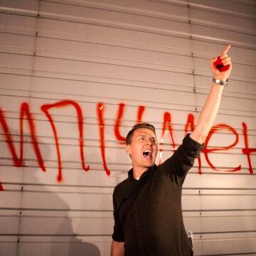 Зеленському потрібно оголосити імпічмент: інтерв'ю зі співзасновником ДемСокири Юрієм Гудименком