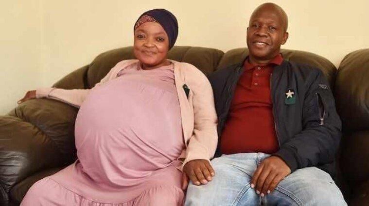 У ПАР жінка народила одразу 10 дітей і побила рекорд Гіннеса