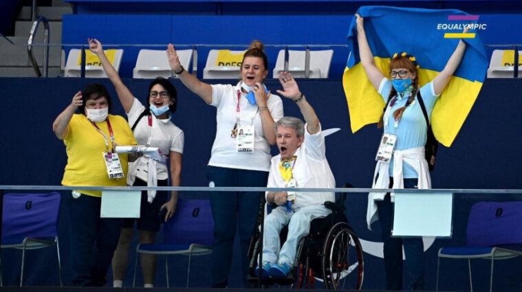 Два срібла та бронза: на Паралімпійських іграх Україна здобула ще три медалі