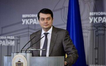 Разумков розуміє, що його дні на посаді голови парламенту спливають - політолог