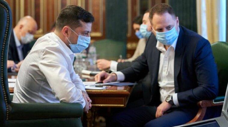 Єрмак, Баканов, Данілов: президент створив групу з протидії Північному потоку-2