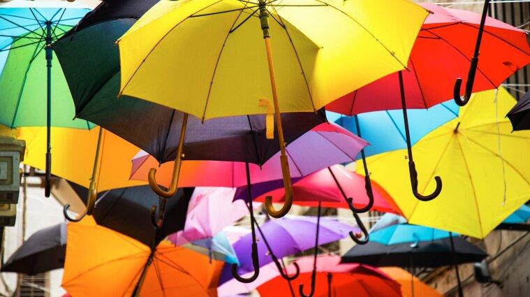 Синоптики рассказали, где ожидать дожди в Украине