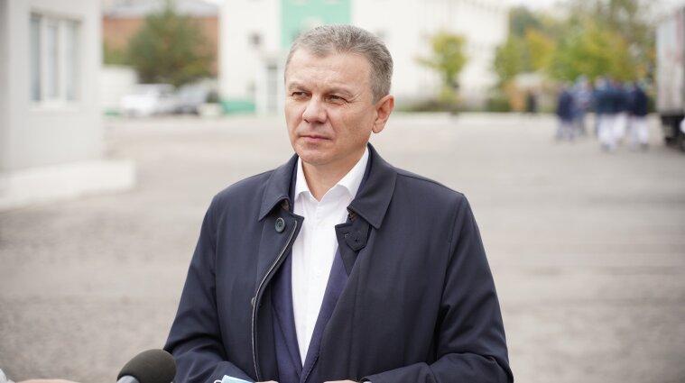 Мера Вінниці Моргунова переобрали на другий термін - ЦВК