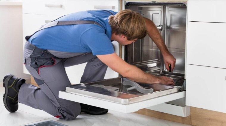 В Польше украинец украл со склада 120 посудомоечных машин