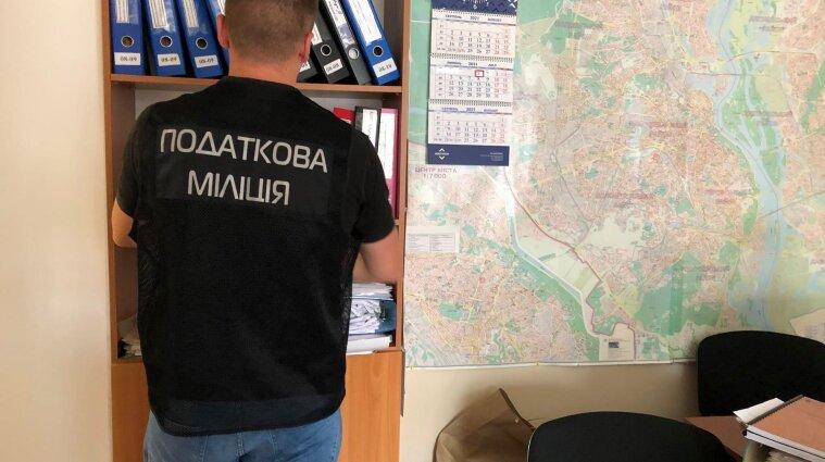 """Силовики пришли с обысками в """"Киевводфонд"""""""