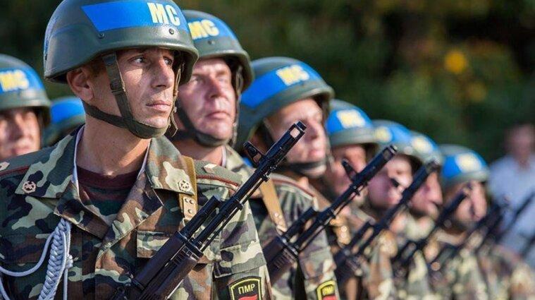 Россия не будет выводить военных из Приднестровья по требованию Санду - Лавров