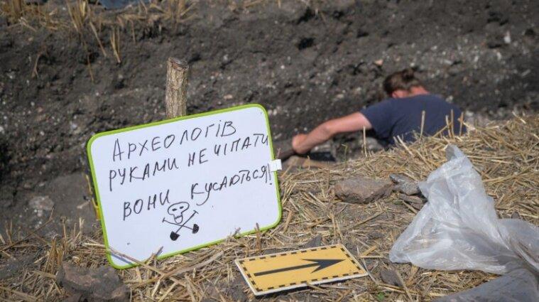 Самое большое на территории Украины древнеримское поселение раскопали на Буковине