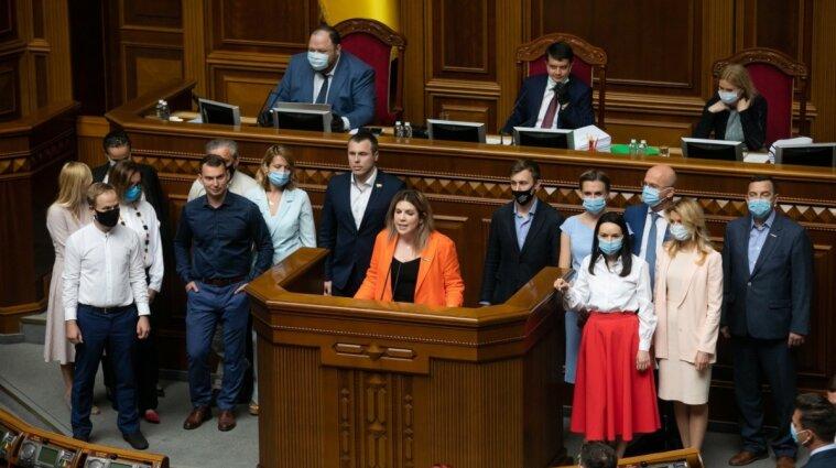 """Розкол у """"Голосі"""": десять нардепів вимагають перевиборів керівництва партії"""
