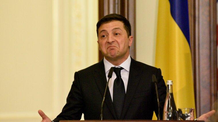Зеленский стал одновременно политиком и разочарованием года - мнение украинцев