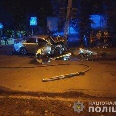 Авто рознесло від удару: у Черкасах сталася смертельна аварія