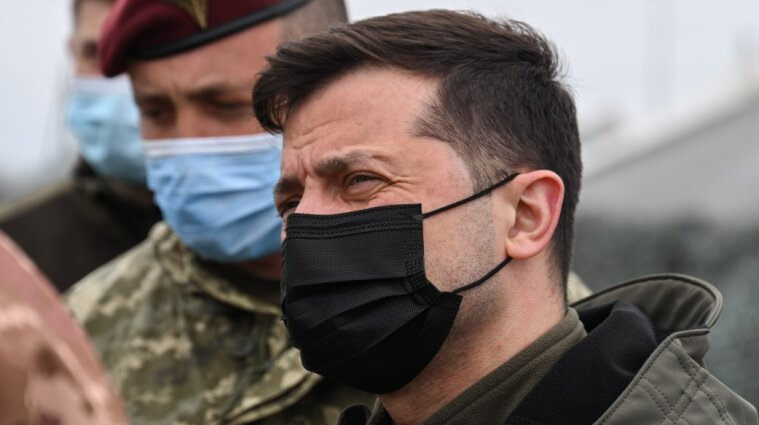 """Зеленский хочет привлечь """"мощных игроков"""" к переговорам касательно Донбасса"""