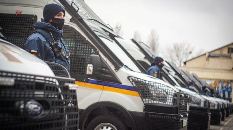 Правоохоронці в Україні отримали нову спецтехніку - фото