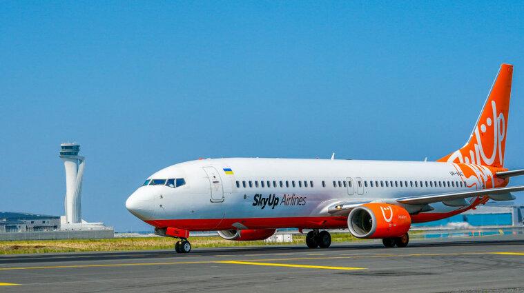 SkyUp запускает из Киева рейсы на греческие острова