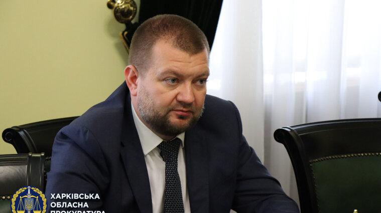 Зеленский наградил прокурора Харьковщины Фильчакова государственной наградой