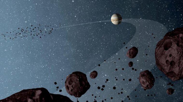 NASA отправит миссию для исследования троянских астероидов
