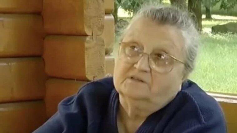 Теща Порошенко умерла в возрасте 84 лет