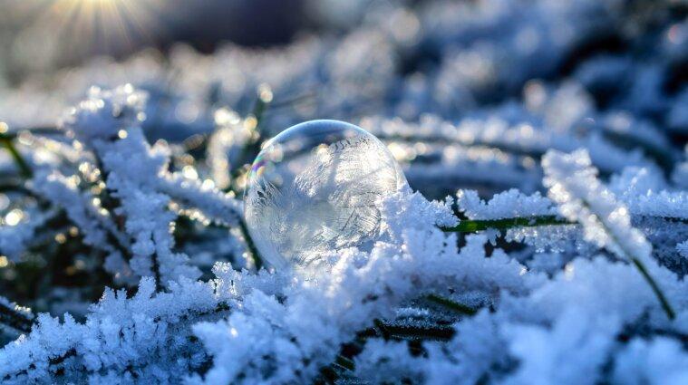 З морозом, але без снігу: якою буде погода на Новий рік