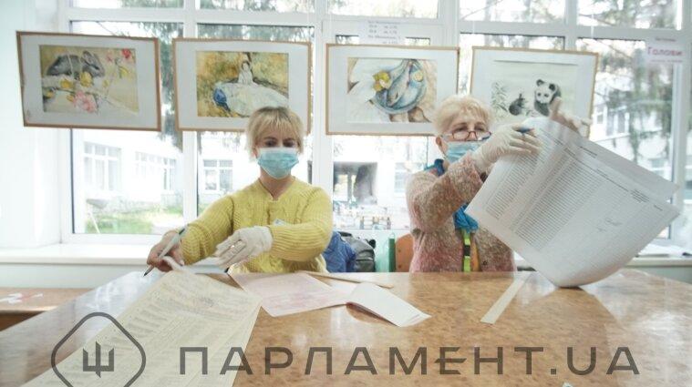 Голову однієї з виборчих комісій у Києві підозрюють у підробці результатів голосування