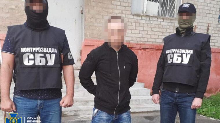 На Донбасі затримали військовослужбовця ЗСУ, якого завербували бойовики