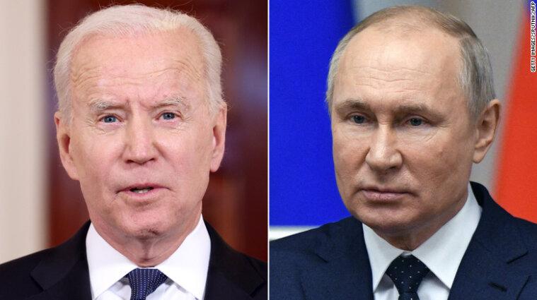 Байден зустрінеться з Путіним 15-16 червня – ЗМІ