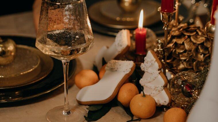 Українці готові витратити на новорічний стіл приблизно 50 доларів - опитування