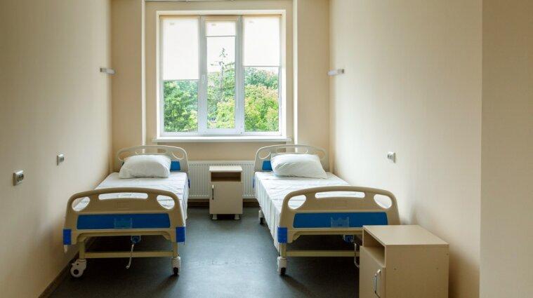 Понад 70% лікарняних ліжок в Україні вже заповнені - МОЗ
