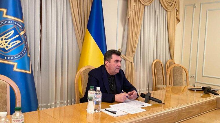 РНБО розробляє різні сценарії реагування на ескалацію РФ - Данілов