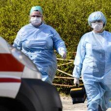 Почти 1800 детей и 450 медработников заболели COVID-19: данные на 23 октября