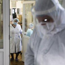 Майже дев'ять тисяч українців захворіли на коронавірус