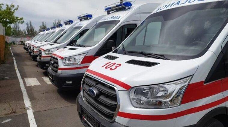 Шмыгаль пообещал очередное улучшение: вводятся дополнительные критерии вызова скорой