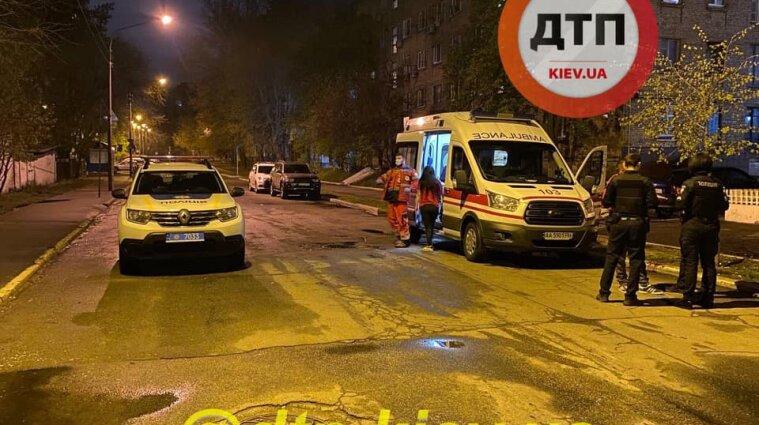 У великодню ніч у Києві трапилася масова бійка з різаниною