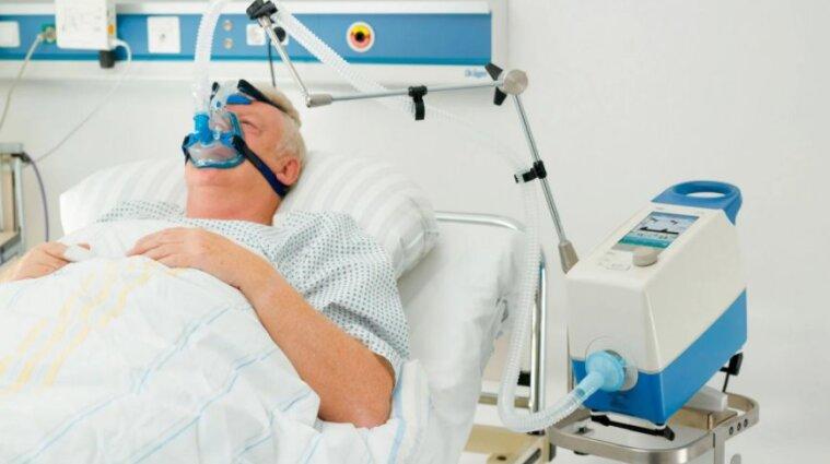 В Минздраве рассказали, сколько есть больничных коек с подведенным кислородом