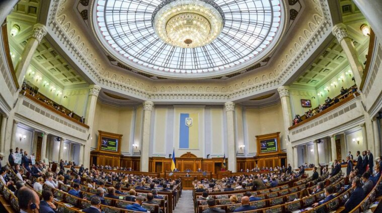 Верховна Рада на наступному тижні збереться на позачергове засідання