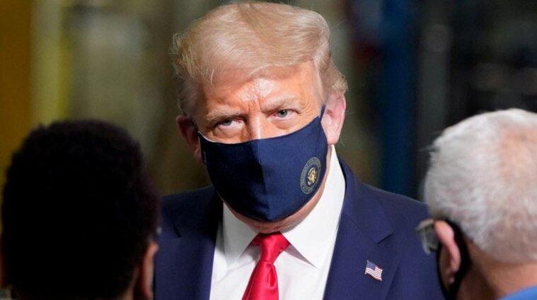 Трамп ответил на вопрос о готовности отдать власть