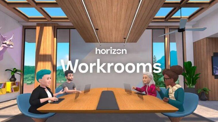 Facebook тестирует виртуальные рабочие совещания (фото)