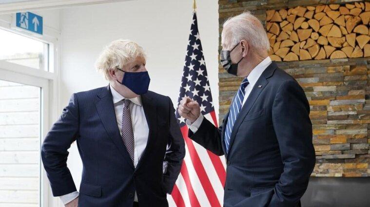 У Великій Британії відкрився саміт G7: першим приїхав Байден