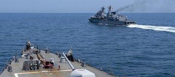 Есмінець США залишив акваторію Чорного моря
