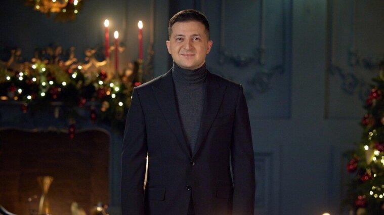 Зеленский поздравил христиан западного обряда с Рождеством
