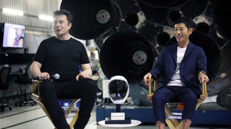 Японський мільярдер полетить у космос цього року
