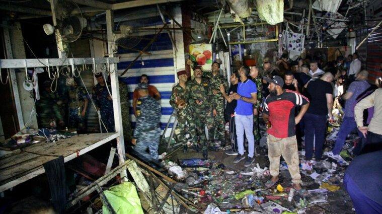 В Іраку терорист-смертник підірвав ринок: 30 людей загинуло, 60 поранені - фото