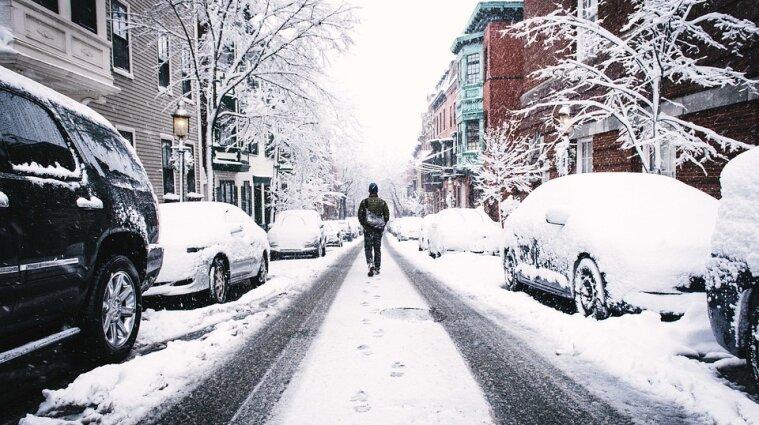 Синоптики обещают украинцам настоящую зимнюю погоду
