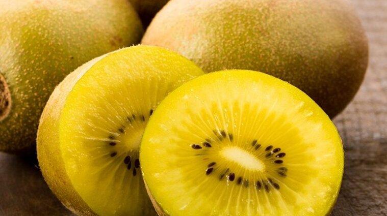 В Украине вывели новый сорт желтого киви